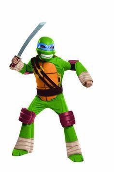 Teenage Mutant Ninja Turtles Deluxe Leonardo Costume, Small - See more at: http://halloween.florenttb.com/costumes-accessories/teenage-mutant-ninja-turtles-deluxe-leonardo-costume-small-com/#sthash.HXbX7Eg4.dpuf