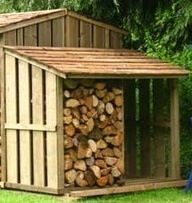 Firewood idea