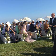 Congrats, Gio! The Wedding of the Season Touches Down in Capri -