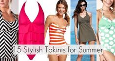 Tankini tops are the ideal swimwear. Our tips will guide you to make your perfect swimsuit choice.