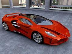 Ferrari F70 - 11, futuristic car, future car, concept car, sportscar, supercar