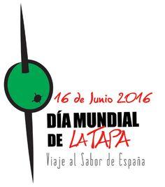 """Día Mundial de la Tapa 16 de junio 2016 #TapasDay (20"""" ES)"""