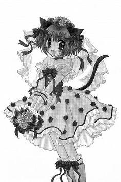 Mia Ikumi, Tokyo Mew Mew, Ichigo Momomiya