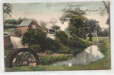england Cheshire postcard english ashley mill bowdon | eBay