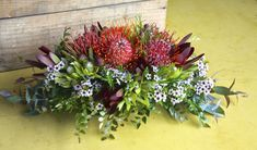 These will last ages! Just beware the strong smell of proteas and eucalyptus