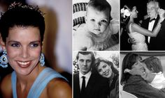 Las edades de Carolina de Mónaco. Happy birthday Princess Caroline !