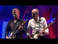 status quo live o2 arena 2012 creepin up on you - YouTube