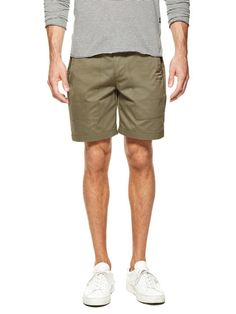 Twill Field Shorts