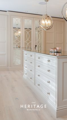 Based in London, The Heritage Wardrobe Company design and hand build beautiful luxury wardrobes with a stunning selection of door designs Wardrobe Room, Wardrobe Design Bedroom, Closet Bedroom, Home Bedroom, Dressing Room Closet, Dressing Room Design, Dressing Rooms, Luxury Wardrobe, Luxury Closet