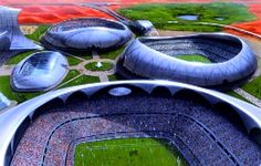 """Dubai, todo nuevo espacio no puede dejar el ocio en un segundo plano y por supuesto """"La ciudad del deporte de Dubai"""" no podía pasar desapercibida.      Este inmenso complejo tiene 7,5 kilómetros cuadrados de cómodos estadios para practicar deportes de exterior como críquet, golf, rugby, fútbol o de interior como tenis, voleibol, balonmano…"""