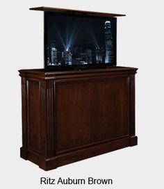 Ritz Motorized Tv Lift Cabinet At Tronix