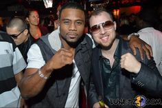 Clubbing with Jean Pascal!