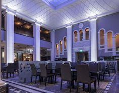 Radisson Blu Plaza Hotell i Helsingfors | Ljusarkitektur