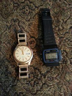 Relojes del abuelo