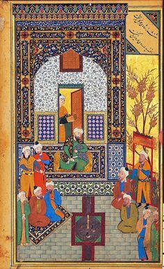 Minyatür Persian