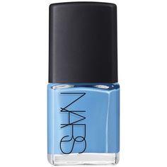 Nars Nail Polish ($20) ❤ liked on Polyvore featuring beauty products, nail care, nail polish, shiny nail polish and nars cosmetics