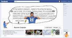 Creative Facebook profile pages09 Funny: Creative Facebook profile pages