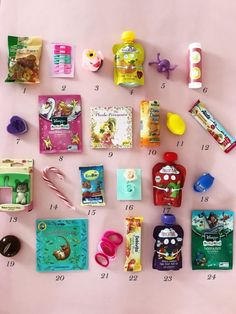48 ideas for the advent calendar: this comes in our bag - Noel und Xmas Gifts, Christmas Presents, Diy Gifts, Christmas Time, Christmas Ideas, Merry Christmas, Diy And Crafts, Crafts For Kids, Advent Calenders