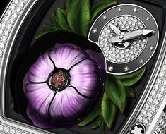 Richard Mille RM 19-02 Tourbillon Fleur Watch Hands-On