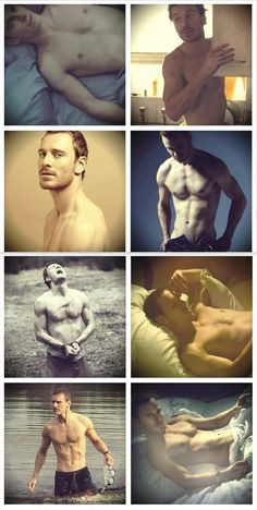 (Shirtless Fassy) Appreciation Post (a la tumblr) ~happy friday fassinators!! ;D