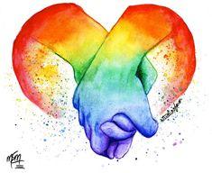 Hand Sticker, Lgbt Flag, Pansexual Pride, Gay Aesthetic, Arte Sketchbook, Lesbian Pride, Lgbt Community, Gay Art, Art Drawings