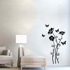 Spring Wall Stickers can you find a space for an exciting wall stickers from our modern range of vinyl wall art? Wall art stickers are self adhesive, removable wall decals. Removable Wall Decals, Vinyl Wall Art, Wall Stickers, Stencils, Living Room, Spring, Modern, Home Decor, Ideas