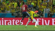 Jornal Nacional - 'Sentimento de revolta', diz Felipão de lesão em Neymar