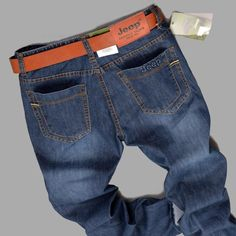 Find More Jeans Information about homens jeans algodão zipper voar venda direta 2014 marca contadores seção fina quintal grande casual atacado reta fina aliexpress,High Quality jeans paint,China jeans export Suppliers, Cheap jeans label from Fashion boutique heaven on Aliexpress.com