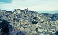 Matera stones - Italy