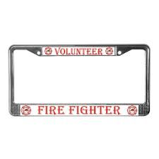 9 Best Firefighter License Plates And Fireman Car Tags