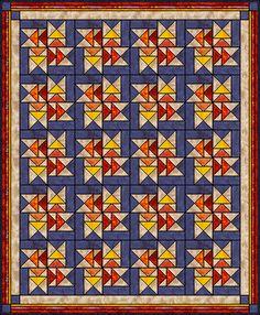 Pin by Deborah Nichols on Quilt Small Projects & Blocks ... : flying dutchman quilt pattern - Adamdwight.com