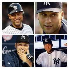 NY Yankees - Derek Jeter! The most beautiful man on planet earth ⚾️