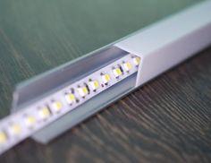 LED Stripe im ALU-Profil