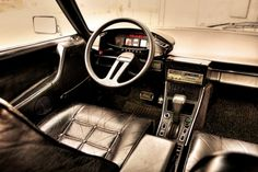 citroen cx prestige interior