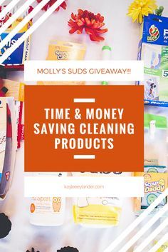 6 Time & Money Saving Fall Cleaning Products & GIVEAWAY!!! - Kaylee Eylander DIY #ad @duckbrand #duckbrand @mollyssuds #mollyssuds Review @Scrubdaddy #scrubdaddy Review #ocedarclean ProMist Max Review @ocedarclean #Groutgator #GroutCleaning #PowerOE @PowerOE Molly's Suds Giveaway Contest #BB17