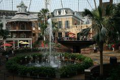 Gaylord Opryland Resort. Nashville