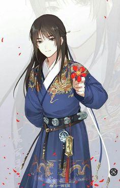 Chinese Drawings, Chinese Art, Cute Anime Boy, Anime Art Girl, Male Cartoon Characters, Chinese Babies, Fantasy Art Men, Animes Wallpapers, Boy Art