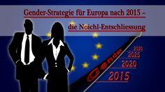Gender-Strategie für Europa nach 2015 – die Noichl-Entschliessung | 29.1...