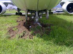Ethiopian B763, no injuries.
