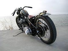 Harley Davidson Bobber 1200 'U', Customs from Jamesville [Sexy]