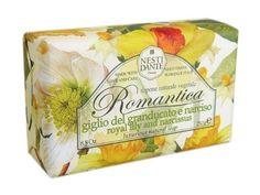 Nesti Dante Romantica - Royal Lily & Narcissus Soap 250g by Nesti Dante Firenze, http://www.amazon.co.uk/dp/B004KNJPIQ/ref=cm_sw_r_pi_dp_2fHHsb0SF1B1R     =stocking filler