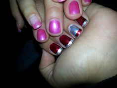 Me and my friends got new designs♡ News Design, My Nails, Thats Not My, Nail Art, Friends, Beauty, Amigos, Nail Arts, Beauty Illustration