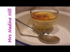 An Easy, Slimming Egg Custard Recipe - YouTube