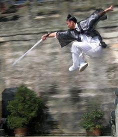 Kung-Fu TaiChi Sword