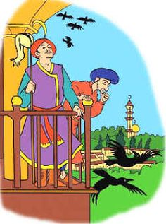 Akbar- Birbal Story - How Many Crows In The Kingdom English Stories For Kids, English Story, Birbal Stories, Picture Story, Crows, Mythology, Hilarious, Education, Children
