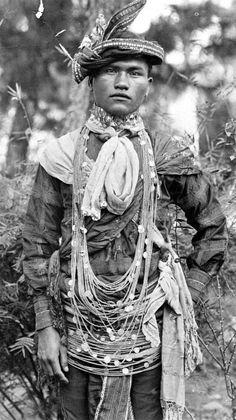 Gayo tribe, Aceh, Sumatra. Indonesia.