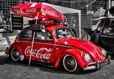 love coke & this picture red Coca Cola Decor, Coca Cola Ad, Always Coca Cola, World Of Coca Cola, Pepsi, Auto Volkswagen, Vw Bus, Vw Camper, Vintage Coke