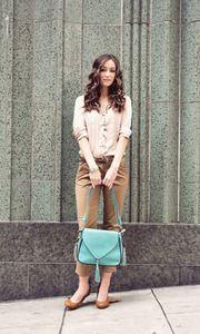 Talia Khaki Pants - ShopKempt.com