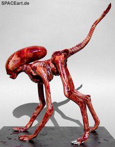 Alien 3: Dog Burster, Modell-Bausatz ... http://spaceart.de/produkte/al131.php