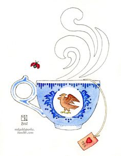 Molly's Teacup by *red-gold-sparks on deviantART